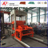 máquinas de construção máquina de fabrico de blocos de betão