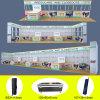 Алюминиевая портативная стойка индикации будочки выставки для случаев
