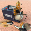 110V 220V 300bar 30MPa 4500psi Hochdruckluftpumpe-elektrischer Luftverdichter für pneumatische Luftgewehr-Unterwasseratemgerät-Gewehr Pcp Luftpumpe