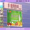 Affichage LED extérieur fixe la carte du panneau pour la publicité en usine