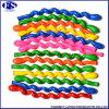 マルチカラー螺線形の気球、ツイスト乳液の長い中国の卸売