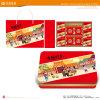 Réservoirs carrés en métal pour bonbon et chocolat (C004-V5)