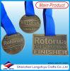 Nach Maß Sport-Medaillen mit antikem Bronzeüberzug