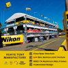 Tenda di alluminio di corsa di automobile del doppio ponte per l'evento di corsa di automobile (HML)