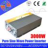 2016, Venta caliente! 3000W DC 24V AC 110 / 220V de onda sinusoidal pura potencia del inversor