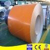 Vorgestrichene galvanisierte Stahlspule