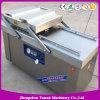 Máquina de embalagem elétrica do vácuo do alimento do material de empacotamento plástico