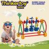 2015 het Hete Verkopende Creatieve Stuk speelgoed van Blokken voor het Model van de Schommeling van Jonge geitjes