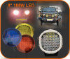 4X4 Truck를 위한 9inch 185W LED Round LED Driving Work Light