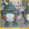 Vente en gros Stone Animal Carvings Frog Statue