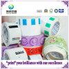 Verschiedene kundenspezifische Drucken-selbstklebende Kennsätze/Aufkleber
