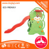 Verde e Red Bear Shape Slide Playground Small Plastic Toys