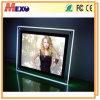 Nouveau motif de conception promotionnelle Cadre photo personnalisé en acrylique