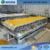 Gradeamento de fibra de máquina de moldes fabricados na China