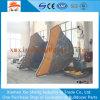 escavadora de rastos com Dentes de caçamba para Komatsu Máquinas para serviço pesado