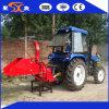 Suspensión tractor madera trituradora con sistema hidráulico