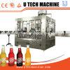 Bouteille de verre haute capacité de machine de remplissage automatique