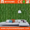 Décoration intérieure Chinoiserie Papier peint avec motif bambou