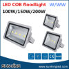 100W/150W/200W LED Clothes Shop Spotlight, IP65 220V LED Flood Light Cold White