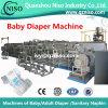 Full-Servo Pañales de la máquina Línea de producción fabricación en China (YNK500-SV)