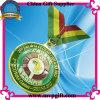 Medalha Troféu de metal com gravação do logotipo em 3D (m-MM05)