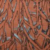 Горячая ткань софы и занавеса полиэфира Wovean жаккарда сбываний