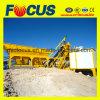 Gemakkelijke Vervoer die Beton Post, Mobiele Concrete het Groeperen Yhzs35 Installatie lopen