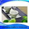 Supporto decorativo del piattino del tè del metallo