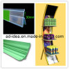 Plastic Co-Extrusión perfil / perfil extruido de plástico / co-extrusión de PVC (A-007)