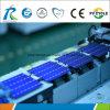 alta efficienza 5bb una pila solare monocristallina del grado 156.75*156.75