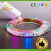 Faixa de luz LED de cores do arco-íris