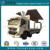 Aile Sinotruk Van camion HOWO T5G 8X4 camion cargo