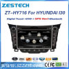 Lettore DVD dell'automobile del sistema di percorso di GPS per Hyundai I30