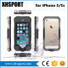 Transparenter schützender Handy-Deckel-wasserdichter Fall für iPhone 5/5s