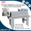 Máquina de embalagem automática da estaca & do Shrink do calor para o alimento (FQL450A+BS4522N)