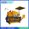1600s hydraulische mobile Straßenbetoniermaschine-Block-Maschine
