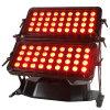 Braguero impermeable de la etapa de la luz DMX del color de la ciudad de la luz LED de la arandela de la pared de Rasha 600W 72*15W 5in1 RGBWA LED