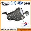 Silenziatore caldo dello scarico dell'automobile di vendita 2017 dalla fabbrica cinese