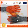Ddsafety 2017 13G Hppe blanc noir et Spandex a tricoté des gants de travail
