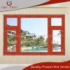 Profil en aluminium du grain du bois de la fenêtre à battant de transfert de chaleur