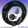 7 ABS van het Weefgetouw van de Adapter van de Contactdoos van de speld de Uitrusting van de Bedrading