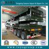 交通機関のための半3つの車軸棒のトラックのトレーラー