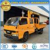 Jmc 2 camion télescopique de cabine de la grue 4*2 de T double monté avec la grue