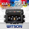 KIA Soul 2013년 (W2-C218)를 위한 GPS를 가진 Witson Car DVD