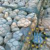 Casella rivestita di Gabion di protezione di inondazione del PVC