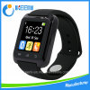 Montre intelligente intelligente du téléphone mobile U8 U80 de montre 1.44 de pouce de Pedometer neuf de Bluetooth