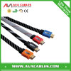 PVC liso Jacket HDMI Cable Support 3D e 4k*2k