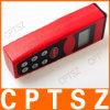 O medidor de distância ultra-sônico de venda quente o mais novo com ponteiro do laser, tela do LCD, 60ft