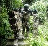 Del terrapieno stampo militare dell'emittente di disturbo del segnale indietro VIP (TG-VIP MANPACK)