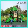 Equipos de juego de plástico al aire libre para la venta TP-087